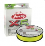 BERKLEY X5 BRAID FLAME GREEN metri 300