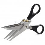 TUBERTINI TRIPLE WORM SCISSOR