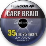 FISCHCON CARP BRAID