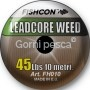 FISHCON LEAD CORE WEED
