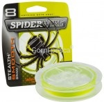 SPIDERWIRE STEALTH SMOOTH 8 YELLOW MT.150 E 300