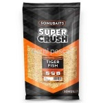 SONUBAITS SUPER CRUSH TIGER FISH GROUNDBAIT (2KG)